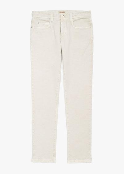 Tasche 5-Pocket Slim-Fit Denim Jeans