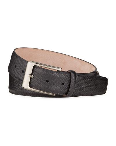 Men's Grabcot Leather Belt