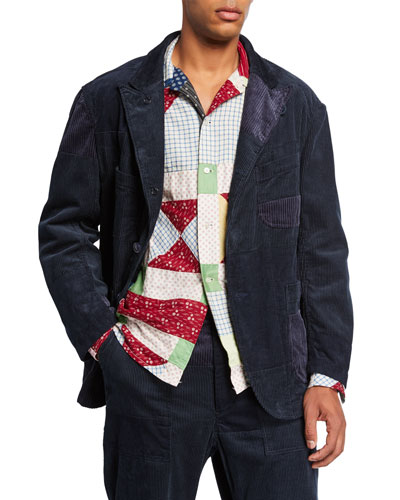 4aa69e26 Men's Jackets & Coats at Bergdorf Goodman