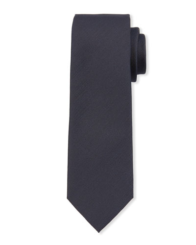Men's City Capsule Solid Silk Tie