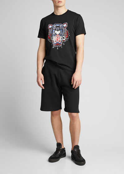 Men's Classic Tiger Graphic T-Shirt