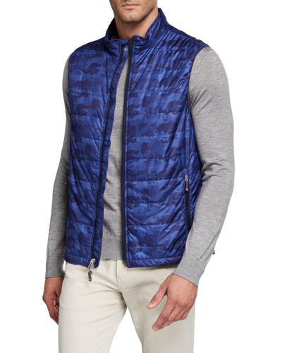 Men's Hyperlight Camo Vest