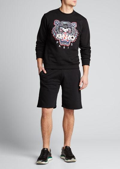 Men's Classic Tiger Sweatshirt