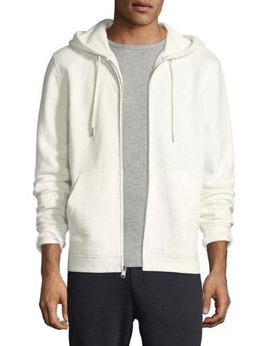 Men's Standard Issue Zip-Front Hoodie