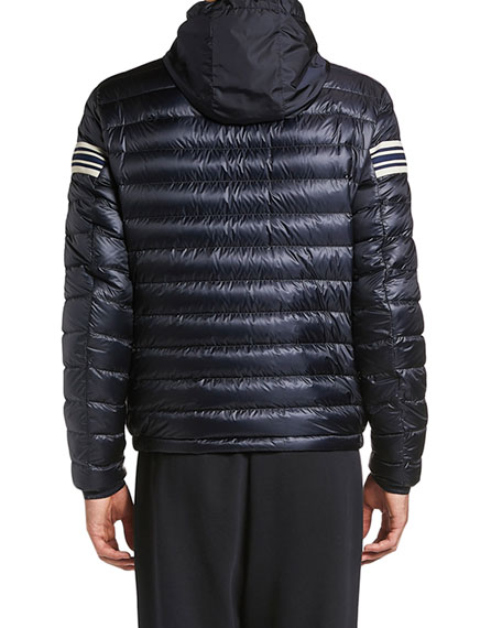 Men's Renald Zip-Front Puffer Coat