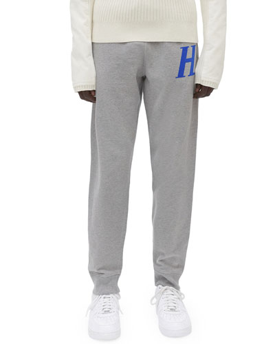 Men's Monogram Graphic Sweatpants