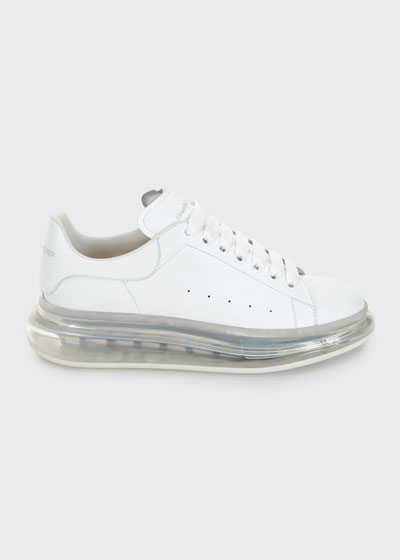 Men's Oversized Clear-Sole Sneakers