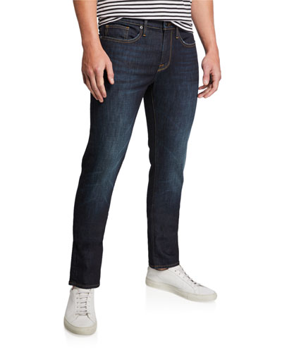 Men's L'Homme Slim-Fit Denim Jeans