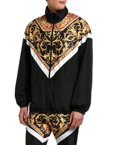 Men's Baroque Wind  Jacket