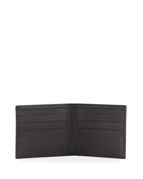 Men's DG Logo Leather Wallet