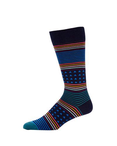 Men's Jack Striped Socks