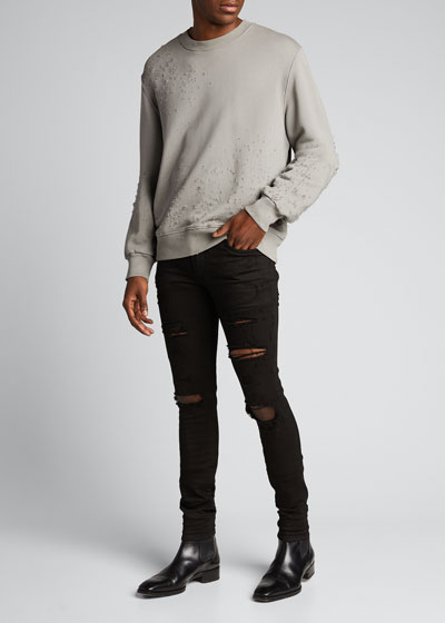 Men's Shotgun Crewneck Sweatshirt