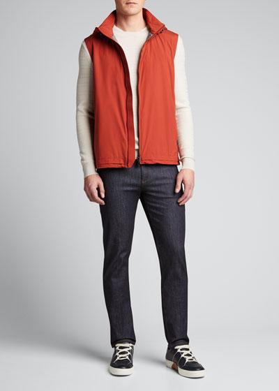 Men's Laminated Featherweight Vest