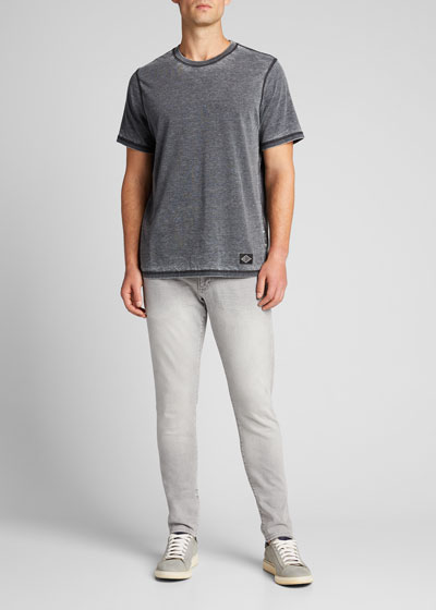 Men's Reverse Burnout T-Shirt