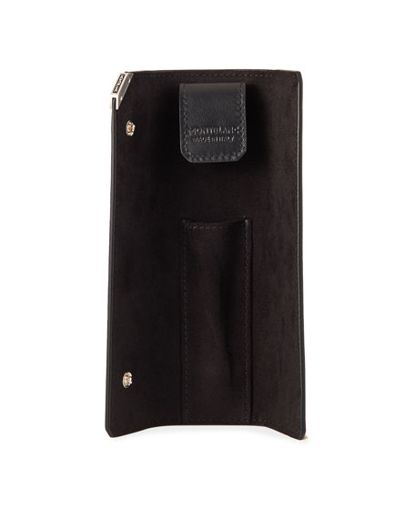 Men's Meisterstuck Urban 1-Pen Leather Pouch