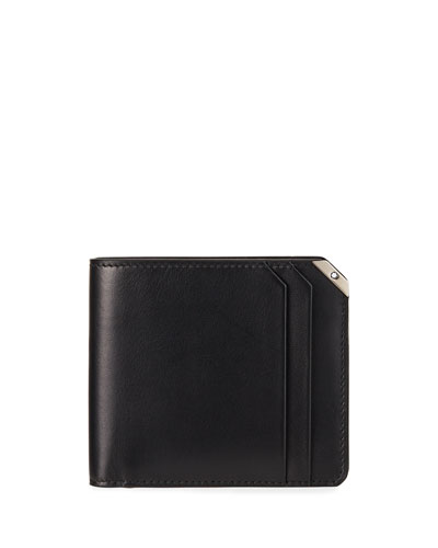 Men's Meisterstuck Urban Full-Grain Leather Wallet