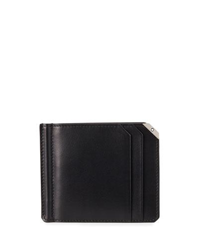 Men's Meisterstuck Urban Leather Wallet w/ Money Clip