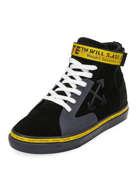 Men's Vulcan Mid-Top Skate Sneakers