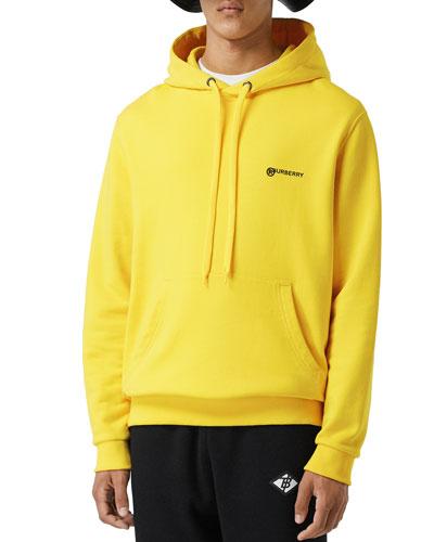 Men's Robson Solid Hoodie Sweatshirt
