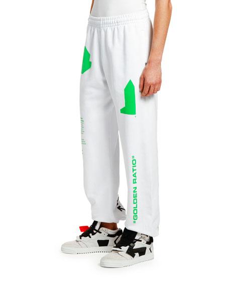 Men's Arch Shapes Slim Sweatpants