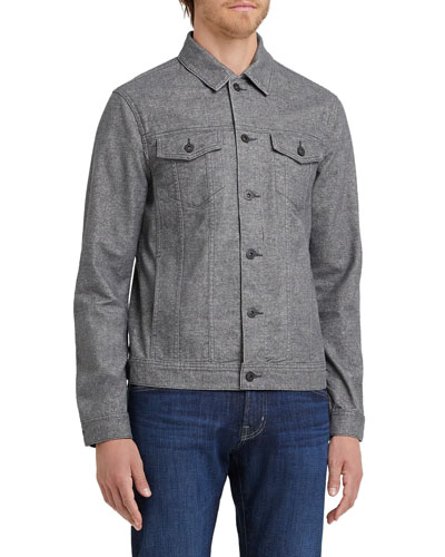 Men's Dart Denim Jacket