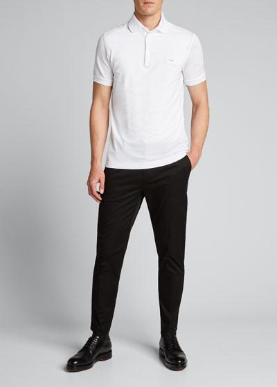 Men's Consign Basic Polo Shirt
