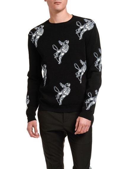 Men's Spaceman Sweater