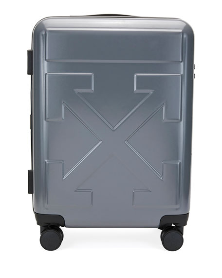 Image 1 of 1: Men's Arrow Trolley Carry-On Suitcase