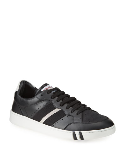 Men's Wissal Trainspotting Leather Sneakers
