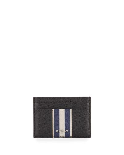 Men's Trainspotting Leather Card Case