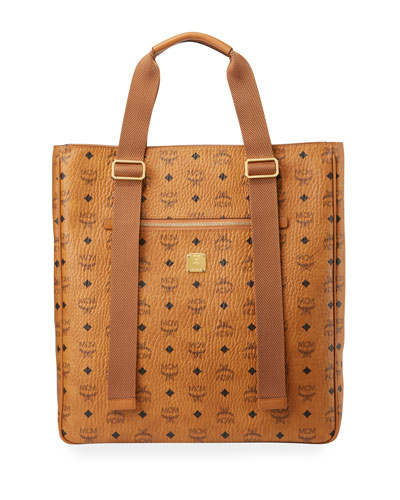 Men's Klassik Visetos Tote Bag