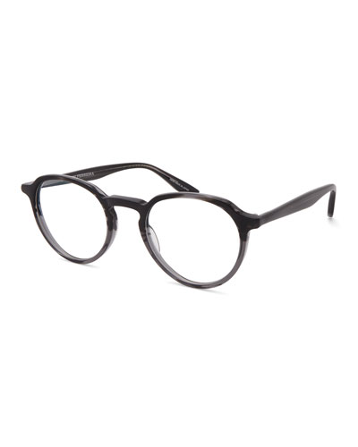Men's Archie Round Gradient Acetate Optical Frames
