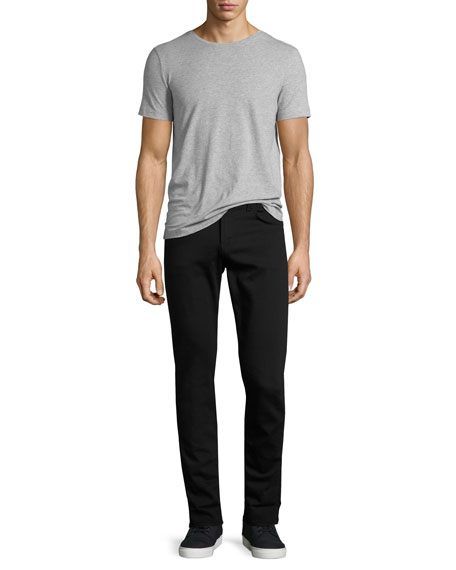 Men's Tyler Taper-Fit Jeans, Seriously Black