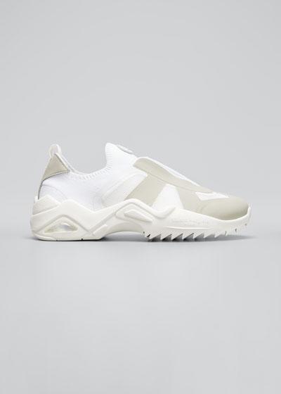 Men's New Replica 22 Laceless Knit Sneakers