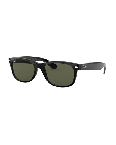Men's Wayfarer Polarized Sunglasses