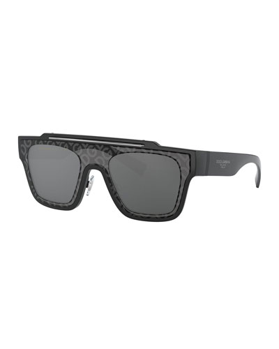 Men's DG Shield Propionate Sunglasses