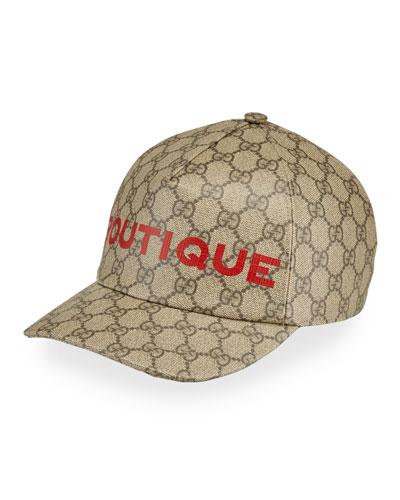 Men's GG Boutique Baseball Hat