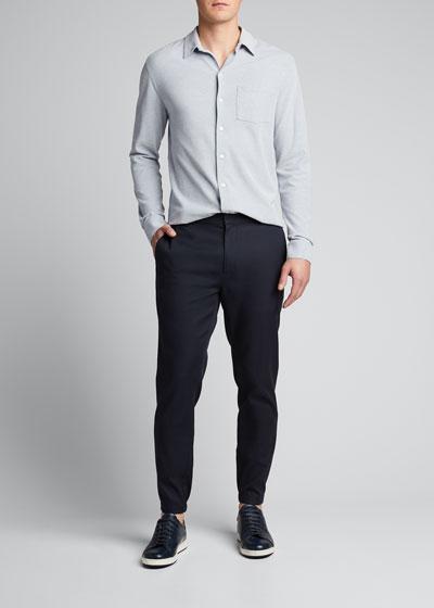 Men's Cotton Jogger Trouser Pants