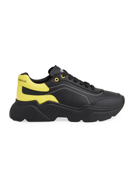 Image 1 of 1: Men's Day Master Leather Sneakers