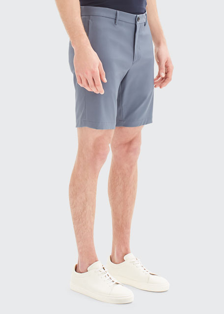 Image 1 of 1: Men's Zaine SW Neoteric Slim-Fit Shorts