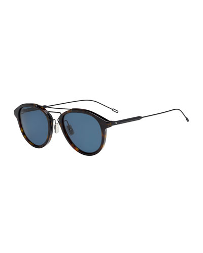 Men's BLACK226S Aviator Sunglasses
