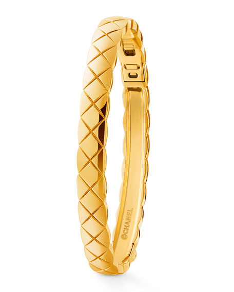 COCO CRUSH BRACELET IN 18K YELLOW GOLD