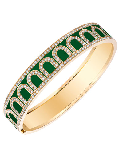 L'Arc de Davidor 18k Gold Diamond Bangle - Grand Model, Palais Royal