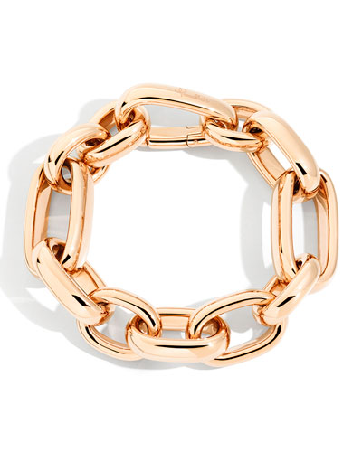 Iconica Bold 18K Rose Gold Chain Bracelet
