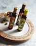 Art Nouveau-Inspired Italian Olive Oil & Balsamic Vinegar Set