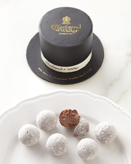 """""""Top Hat"""" with Six Truffles"""