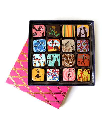 Chocolate Ganaches