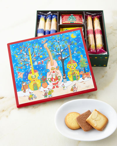 Holiday Petit Cinq Delices Cookies