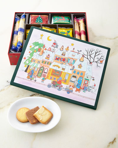 HOLIDAY CINQ DELICES COOKIES