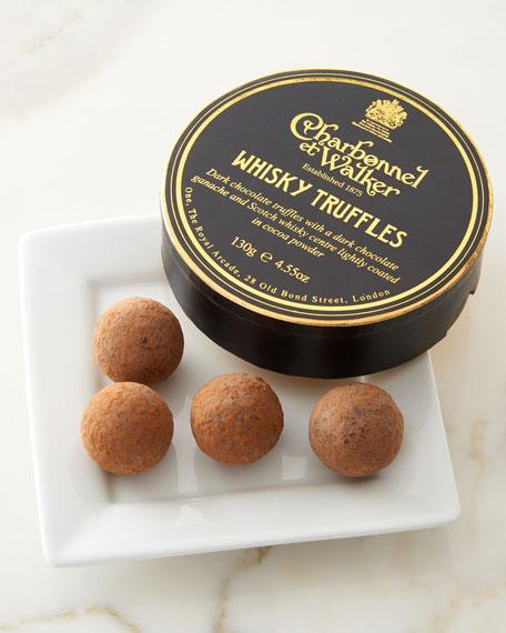 Whisky Truffles